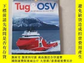 二手書博民逛書店Tug罕見Osv(拖船 海洋工程船)兩本合售Y371067 出版2011