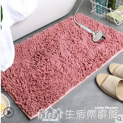進門地墊地毯門墊吸水腳墊衛生間門口廚房臥室廁所浴室防滑墊家用 NMS樂事館新品