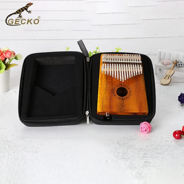 小叮噹的店-GECKO K17Q 拇指琴琴盒 卡林巴琴 kalimba 收納盒 琴盒