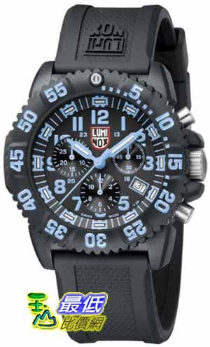 [美國直購 ShopUSA] Luminox EVO Navy SEAL Colormark Series Black Dial Men's watch #3083 $13802