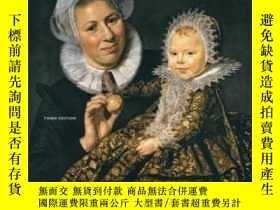 二手書博民逛書店【罕見】Art History Combined (3rd Ed