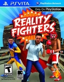 PSV Reality Fighters 實境快打(美版代購)