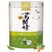 [奇奇文具] 【立頓 Lipton 綠茶】立頓Lipton 茗閒情立體茶包/活綠茶 (36入)