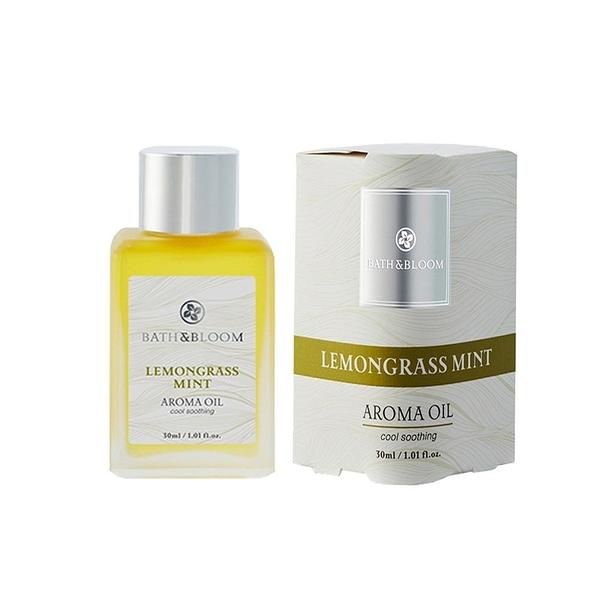 【南紡購物中心】Bath & Bloom 檸檬草薄荷香氛油30ml