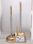 清潔刷 家用長柄馬桶刷套裝洗廁所刷馬桶刷子無死角衛生間軟毛潔廁清潔刷