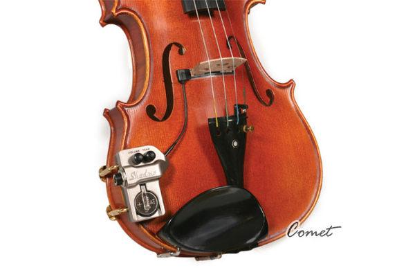 拾音器 ►小提琴專用拾音器 Shadow SH 945 NFX 【Nanoflex拾音技術/前置擴大】