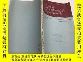 二手書博民逛書店Journal罕見of labelled compounds radiopharmaceuticalsY383