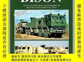 二手書博民逛書店Tankograd罕見5060 sGeBAF BISON (Slight damage)-Tankograd 50