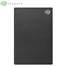Seagate Backup Plus Portable 2.5吋 4TB外接硬碟-黑【愛買】