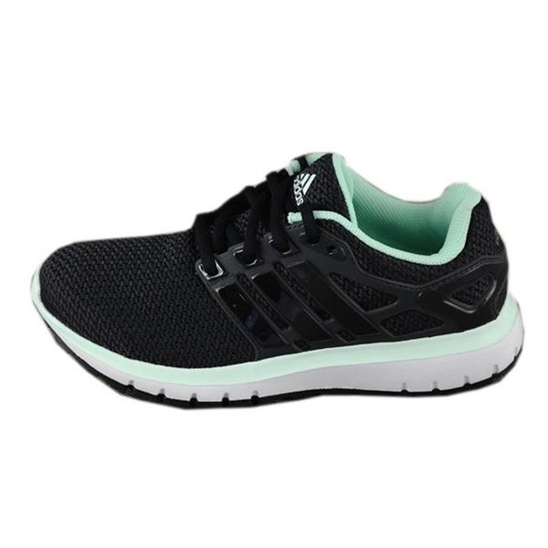 ADIDAS Energy Cloud Wtc W 黑綠色 透氣 慢跑 女 BA7529 ☆SP☆