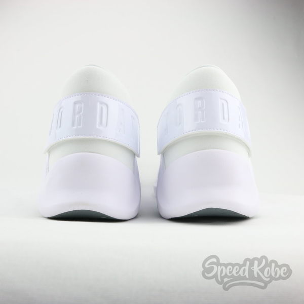 sneakers for cheap 77d20 da2f8 NIKE Jordan Flight Fresh PREM 全白 低筒 籃球鞋 男 AH6462-100☆SP☆