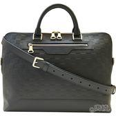 【Louis Vuitton 路易威登】N41020 AVENUE SOFT手提/斜背公事包(藍黑色)