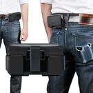 Achamber for 三星 Samsung Galaxy Note 20 真皮型男旋轉腰夾腰掛皮套 橫式皮套