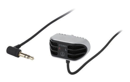 【聖影數位】鐵三角audio-technica AT-9902 領夾式高音質立體麥克風 會議錄音 / 採訪 3期零利率+免運
