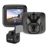 Mio MiVue™ C570D Sony STARVIS 星光級夜拍 GPS+測速 雙鏡頭 行車記錄器