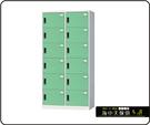 {{ 海中天休閒傢俱廣場 }} F-99 摩登時尚 HDF 多功能置物櫃系列 HDF-2512B 十二人用置物櫃
