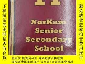 二手書博民逛書店norkam罕見senior secondary school