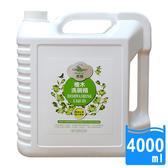 【汎奇】檜木洗碗精4000ML