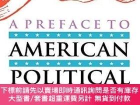 二手書博民逛書店A罕見Preface To American Political TheoryY255174 Donald S