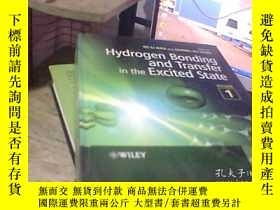 二手書博民逛書店Hydrogen罕見Bonding and Transfer i