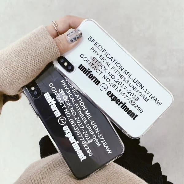 【SZ33】日本潮牌藤原浩閃電軟殼 iphone xs max 手機殼 iphone 7 plus手機殼 iphone 6s plus 手機殼 XR