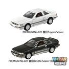 TOMICA多美小汽車黑盒 PREMIUM No.021 豐田Soarer +初回 (2台一起賣) TM17046