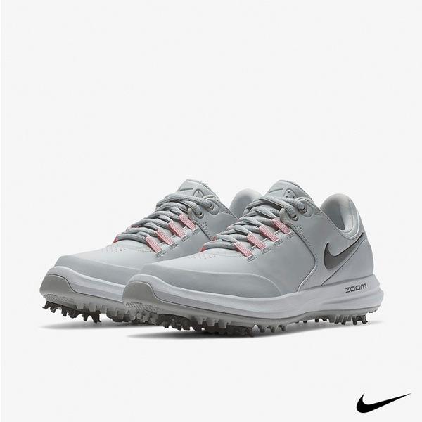 NIKE AIR ZOOM ACCURATE W 女子高爾夫球鞋 灰 909735-002