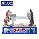 【日本正版】鹹蛋超人 聲光 存錢筒 玩具 儲錢筒 小費箱 超人力霸王 奧特曼 SHINE - 376510