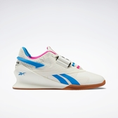 Reebok Legacy Lifter Ii [FW8477] 女鞋 運動 舉重 重訓 健身 訓練 穩定 支撐 白 藍