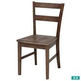◎實木餐椅 SOLID2 MBR NITORI宜得利家居
