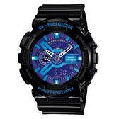 G-SHOCK GA-110HC系列腕錶-藍/黑(GA-110HC-1A)