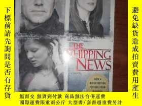 二手書博民逛書店The罕見Shipping News :A Novel Anni