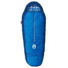 【速捷戶外】美國Coleman CM-27270 藍色伸縮兒童睡袋(4度) 寢袋可機洗 化纖睡袋露營寢袋