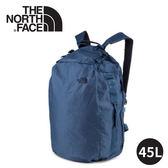 【The North Face GLAM DUFFEL雙肩運動背包45L《藍》】3RHT/後背包/旅行包