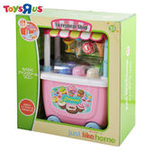 玩具反斗城【 JUST LIKE HOME】 甜點小餐車 汝汝與杉杉的魔法小舖推薦