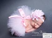 兒童攝影服裝影樓拍照服飾 蓬蓬裙 嬰兒滿月寶寶拍照公主tutu裙歐韓時代