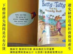 二手書博民逛書店Hatty罕見and Tatty and the Greedy