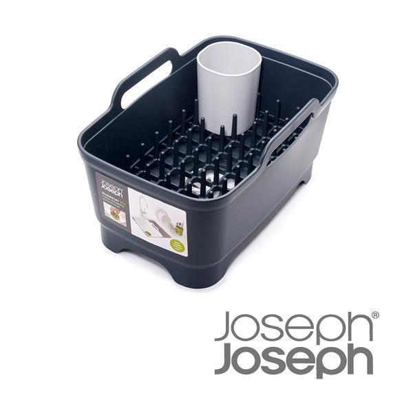 《Joseph Joseph英國創意餐廚》好輕鬆省水洗碗槽Plus(灰)