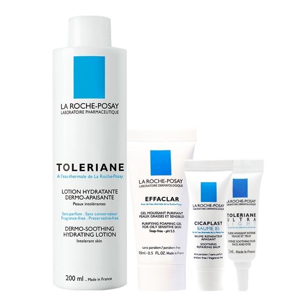 理膚寶水 多容安舒緩保濕化妝水200ml 舒緩保濕組