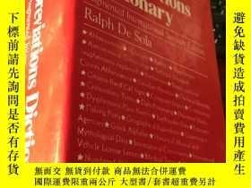 二手書博民逛書店De罕見Sola Abbreviations Dictionary (Augmented Internationa