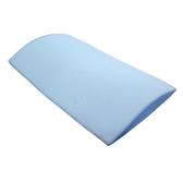 【Prodigy波特鉅】涼感沁涼-腰下枕(涼感紗  可水沖)沁涼藍