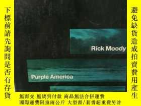 二手書博民逛書店裏克•穆迪罕見Purple America by Rick Mo