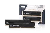 KLEVV 科賦BOLT X-DDR4 3200 16GB 遊戲超頻記憶體(8G*2)