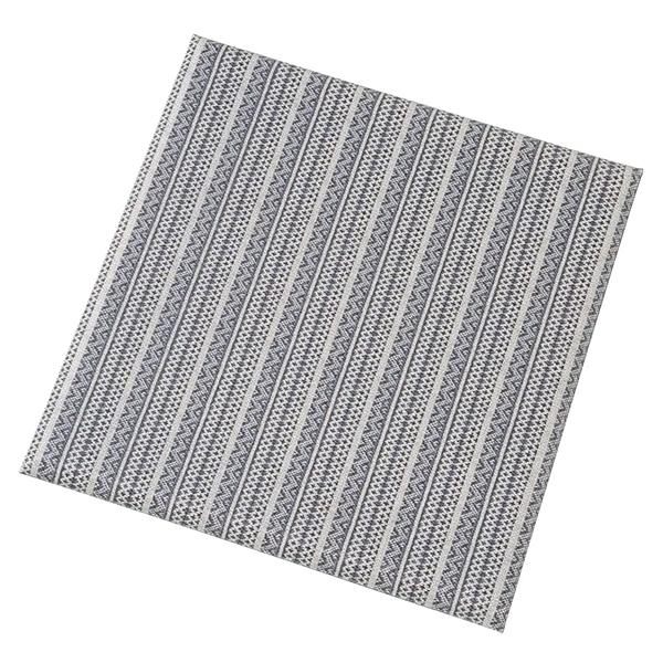 PVC方形椅墊 Knit 針織花樣 NITORI宜得利家居