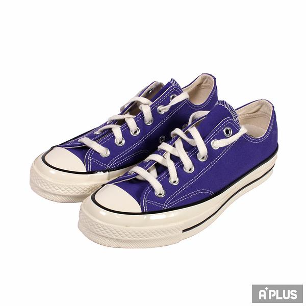 CONVERSE 男女 帆布鞋(低統) CHUCK 70 OX CANDY GRAPE/BLACK/EGRET-170553C