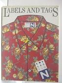 【書寶二手書T8/設計_ESE】Labels and Tags