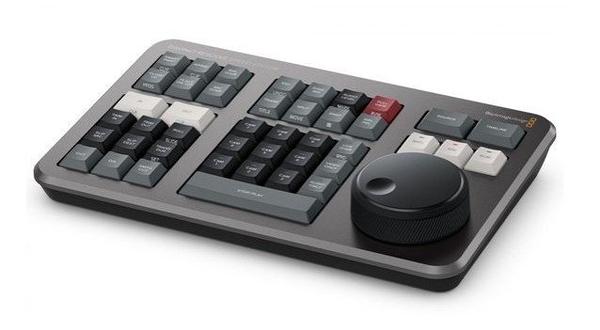 現貨【達文西】Blackmagic 影片剪接盤 DaVinci Resolve Speed Editor 快剪鍵盤