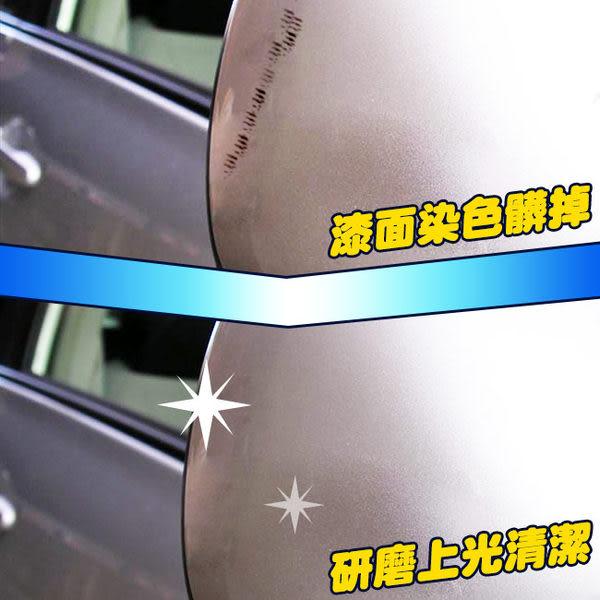 【旭益汽車百貨】SOFT99 去小傷痕組合(各種顏色車適用)