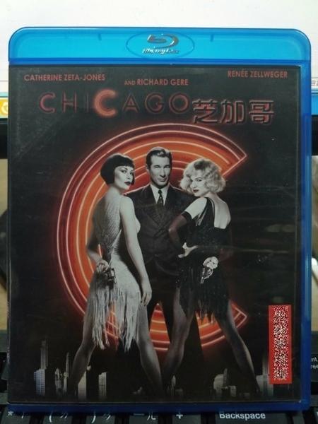 挖寶二手片-Q08-002-正版BD【芝加哥】-藍光電影(直購價)沒有海報