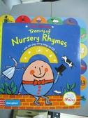 【書寶二手書T5/語言學習_XBY】Treasury of Nursery Rhymes_Lucy Cousins